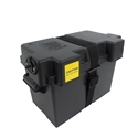 Battery Case for Large Service Cart