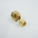 Brass Compression Bell Power Cord, cord, seal