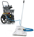 PV2200 Vacuum and Large Service Cart