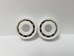 "**SET OF 2** Nylon Ball Wheel Bearings for 20"" Large Service Cart Tire - 049-C-D"
